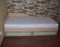 Кровать детская угловая